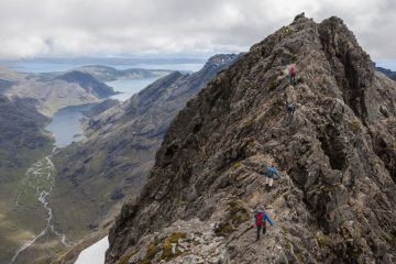 Cuillin Ridge, Isle of Skye, Scotland