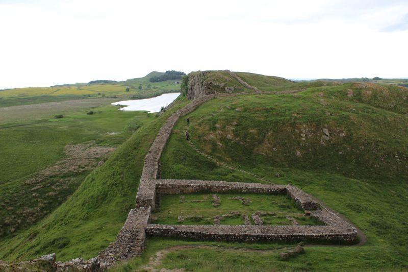 Hiking Hadrian's Wall