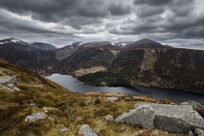 Lochnagar Scotland