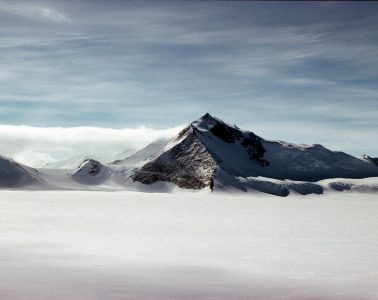 Mount Hope, Uk's highest mountain, Antarctica
