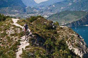 Mountain biking in Tuscany, Italy