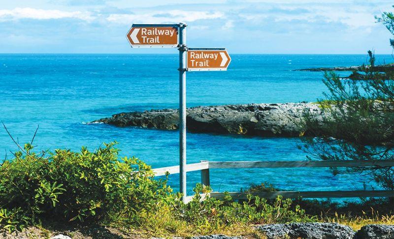 Railway Trail Bermuda