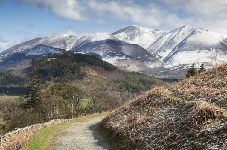 Skiddaw, Lake District