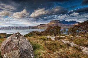 Torridon Scottish Highlands