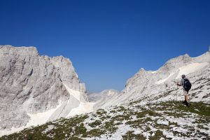 Hiking in the Accursed Mountains