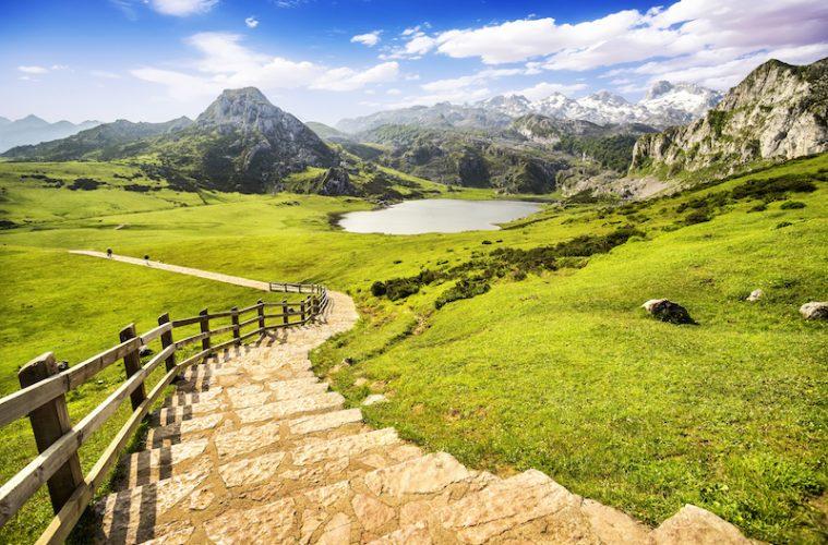 Asturias in Spain