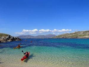 Kayaking the Outer Hebrides, Scotland