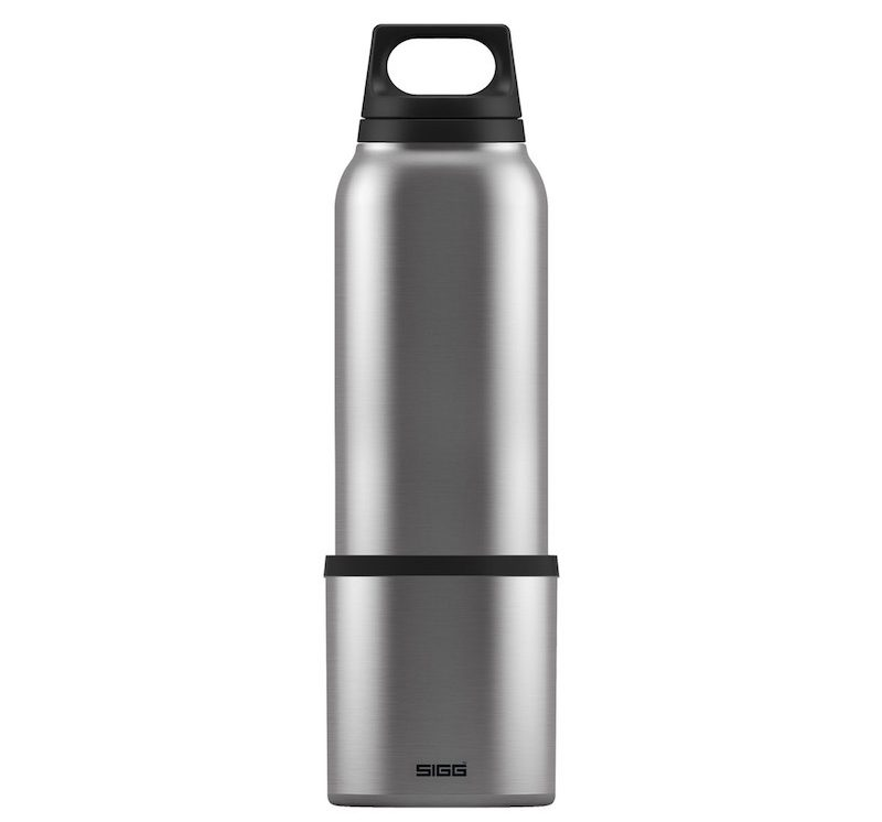 SIGG Hot and Cold Brushed bottle