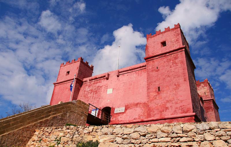 St Agatha's Tower, Malta