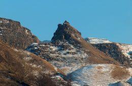 The Tower, Alport Castles, Peak District