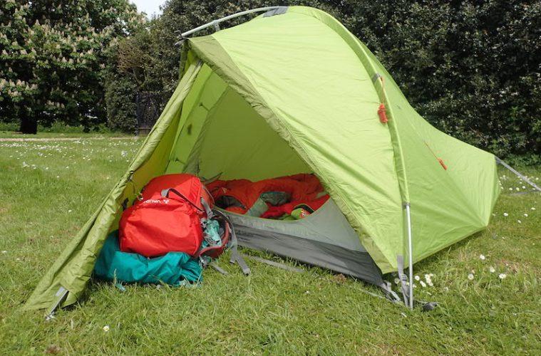 Vaude Taurus 2P tent