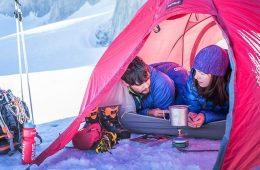 Alpkit winter camping