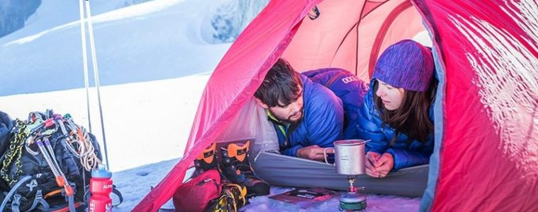 Alpkit winter camping