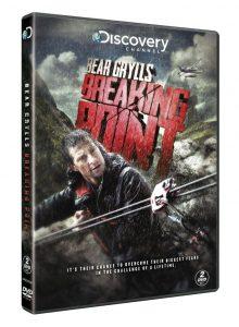 Bear Grylls Breaking Point tv series