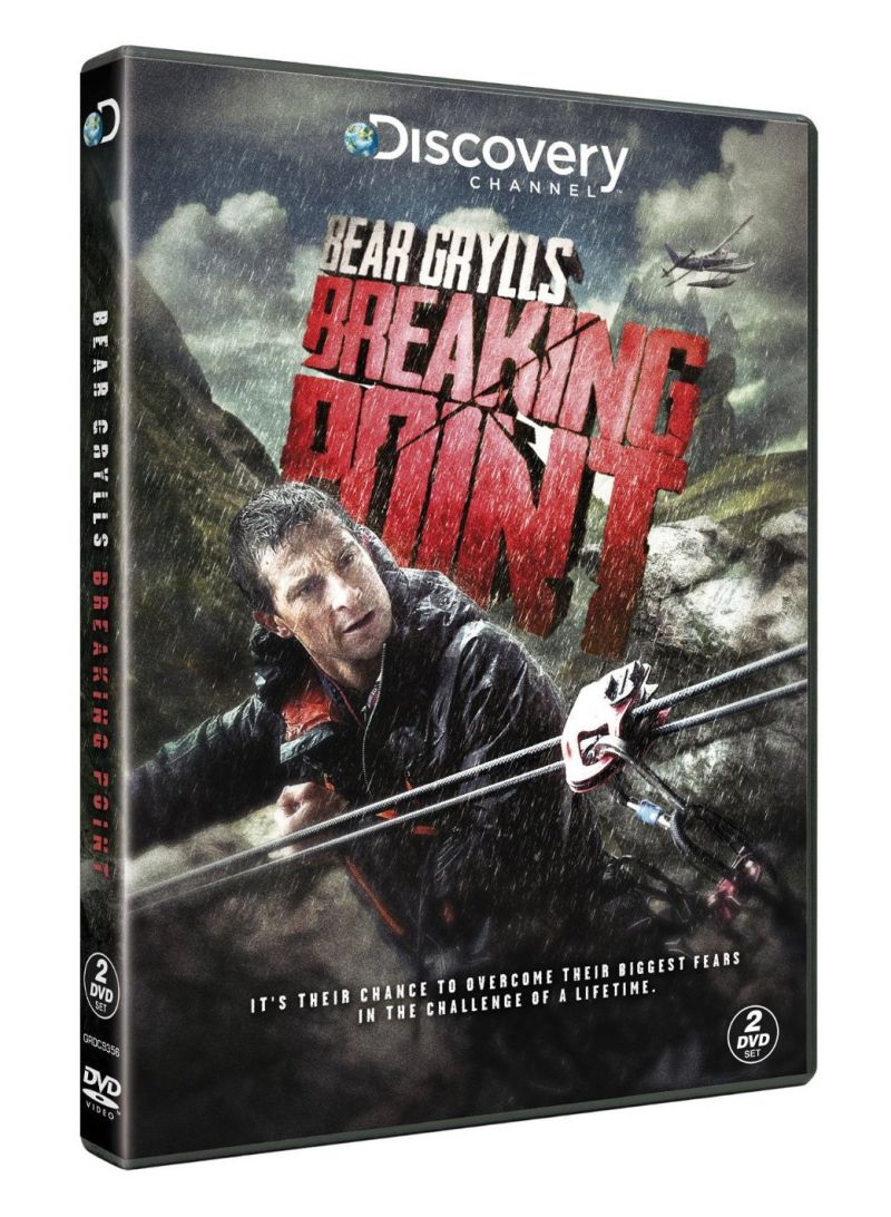 Bear Grylls Breaking Point tv series