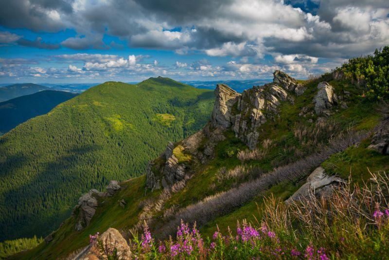 Best Hikes In The World Ukraine S Carpathian Mountains