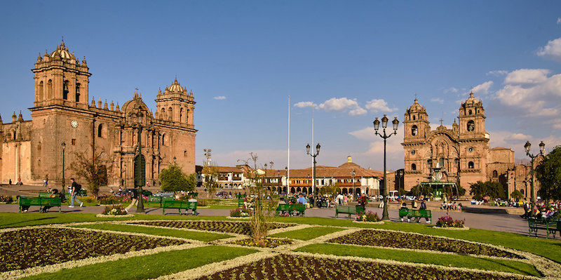 Cuisine in Cusco