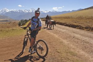 Cycling the Sacred Valley
