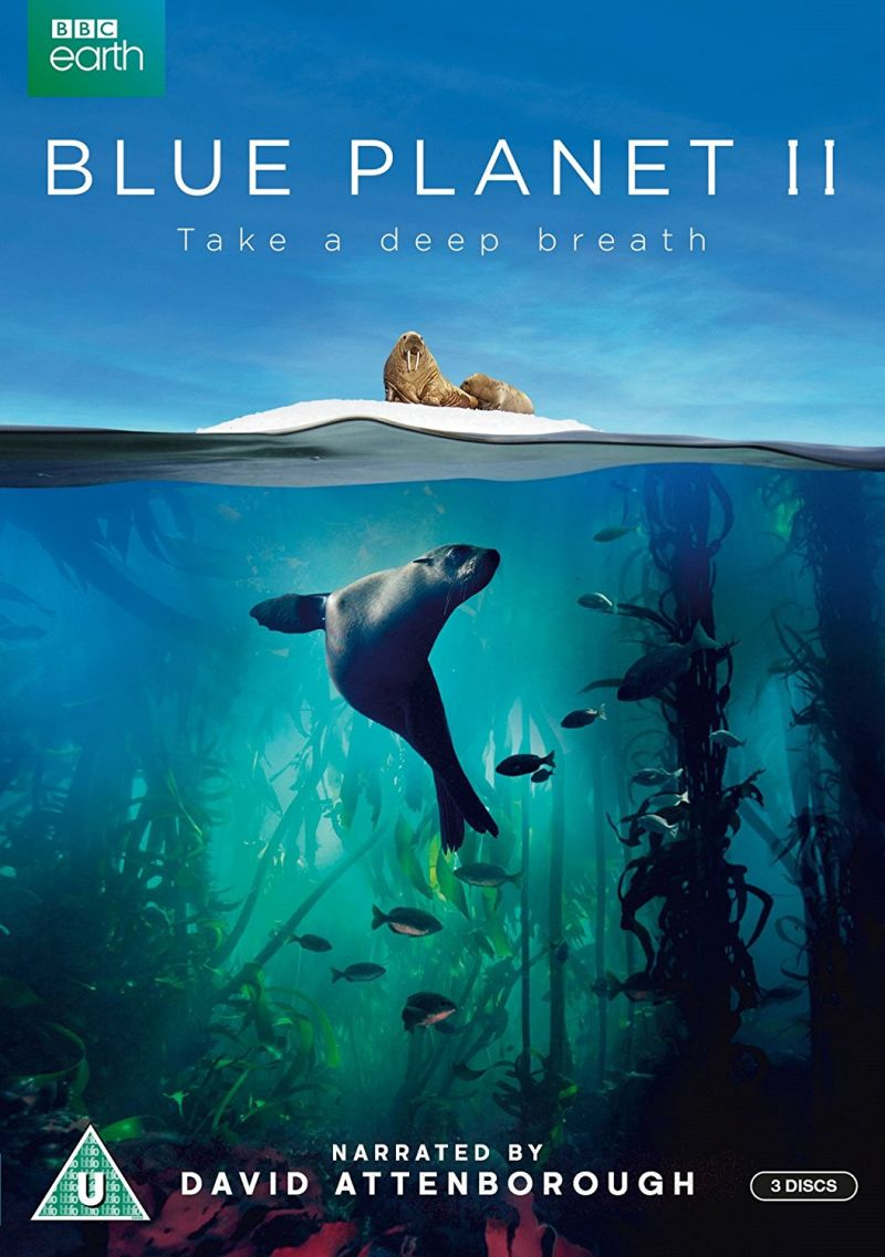 David Attenborough Blue Planet Two