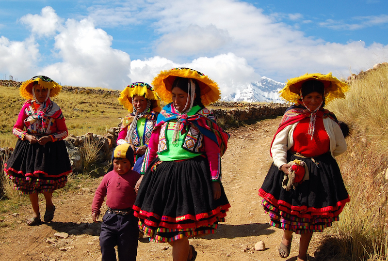 Exploring the Sacred South of Peru