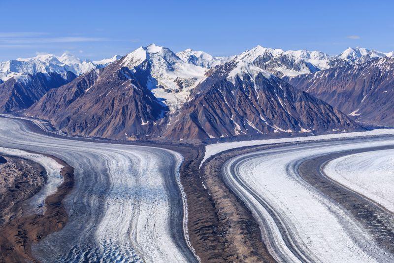 Glacier Yukon Canada