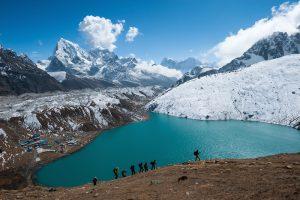 Gokyo Ri trek in Nepal