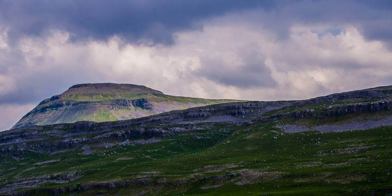 Ingleborough North Yorkshire