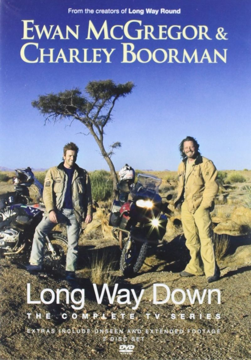 Long Way Down tv series Ewan McGreggor Charley Boorman