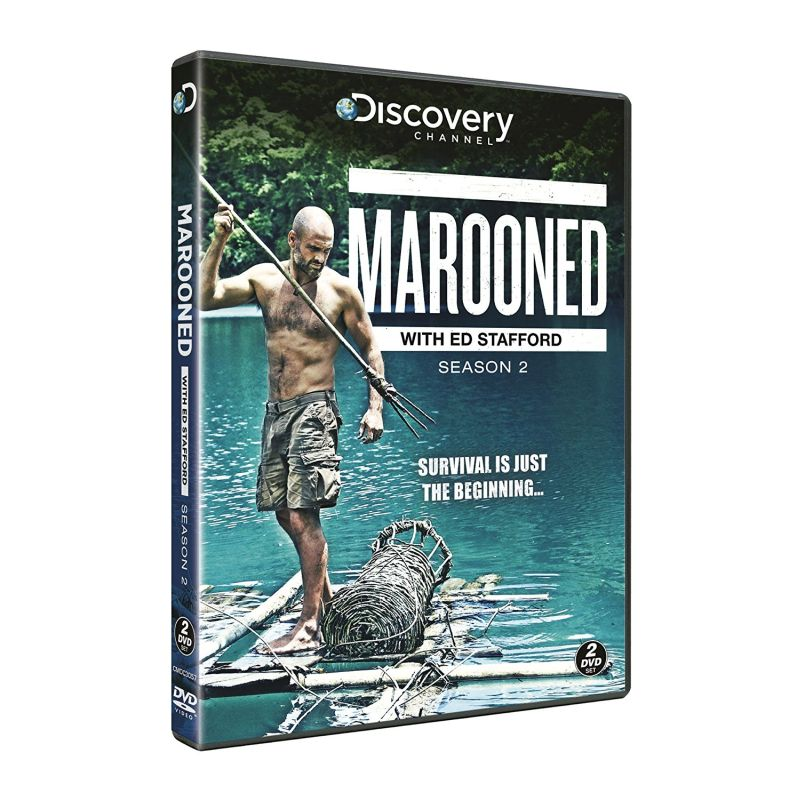 Marooned with Ed Stafford tv series
