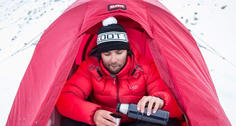Alpkit camping equipment