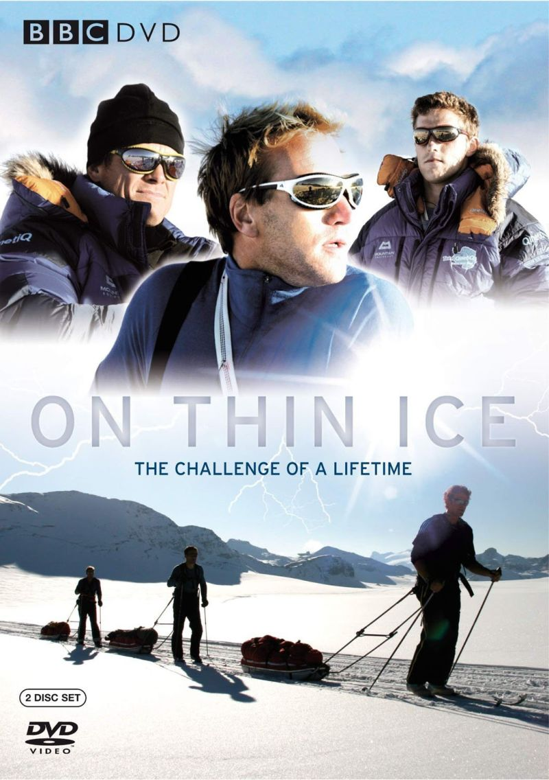 On Thin Ice tv series Ben Fogle
