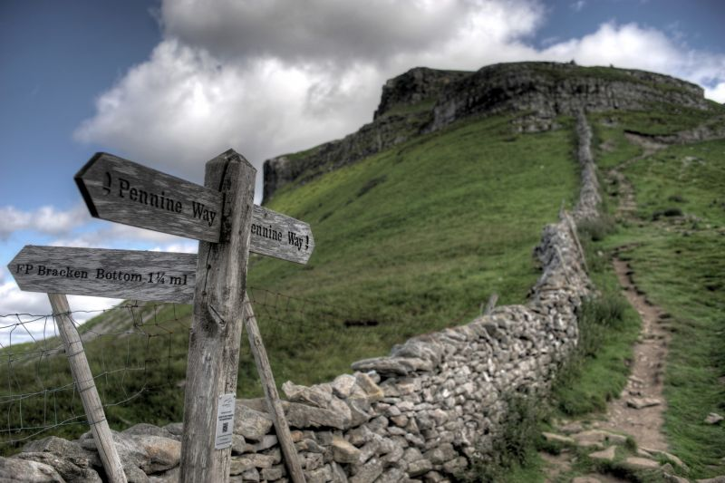 Pen-y-Ghent North Yorkshire