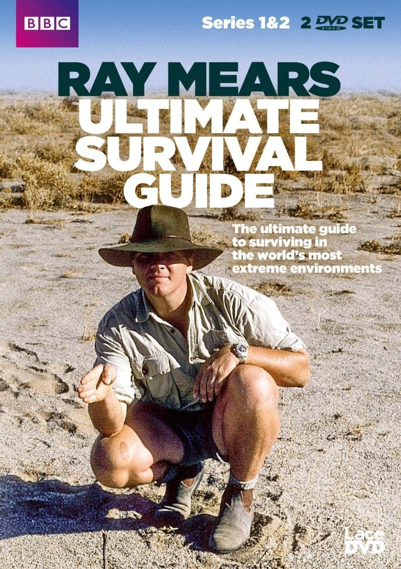 Ray Mears Ultimate Survival Guide