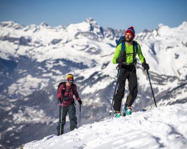 SubZero skiing in Factor 1