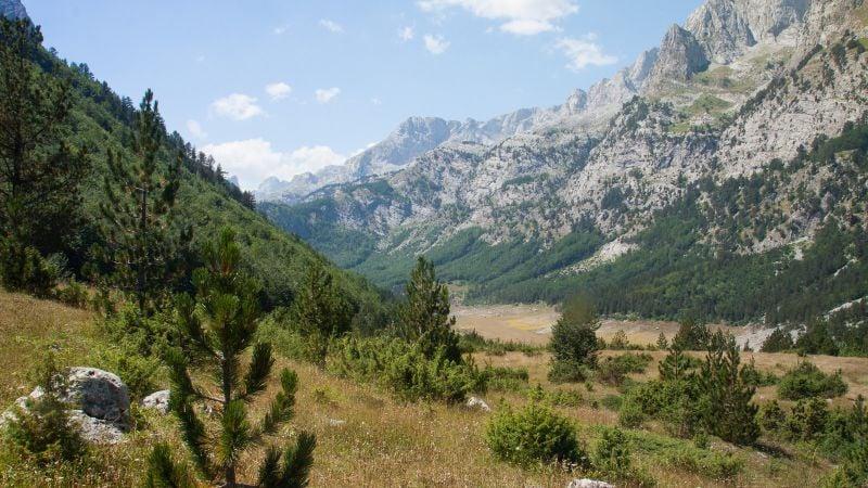 The Accursed Mountains Albania
