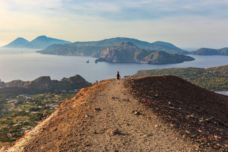 Vulcano Island Sicily