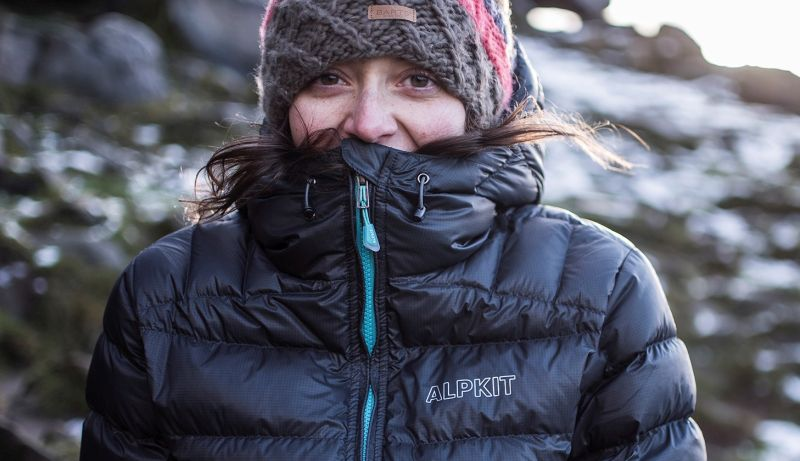 Alpkit women's insulated jacket