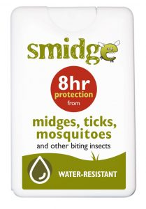 Smidge Up repellent