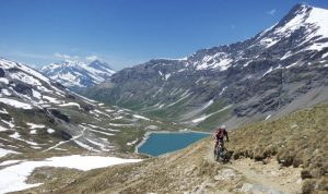Cycling French Alps