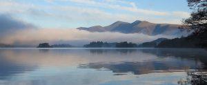 Derwent Water, the Lake District