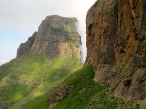Drakensberg Traverse, South Africa