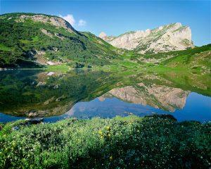 Lake Ziren one of the best hikes in Alpbachtal
