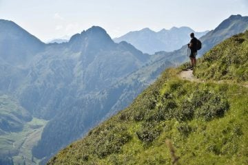 Hiking in Alpbachtal