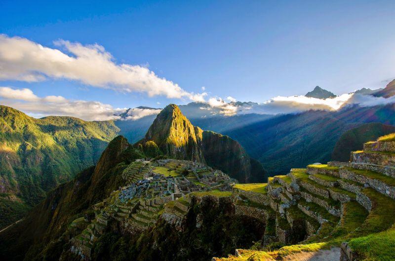 Mach Picchu Peru