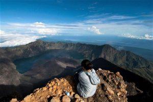 Mount Rinjani, Lombok, Indonesia