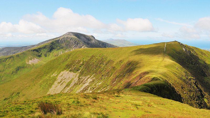 Nantlle Ridge, Snowdonia, Wales