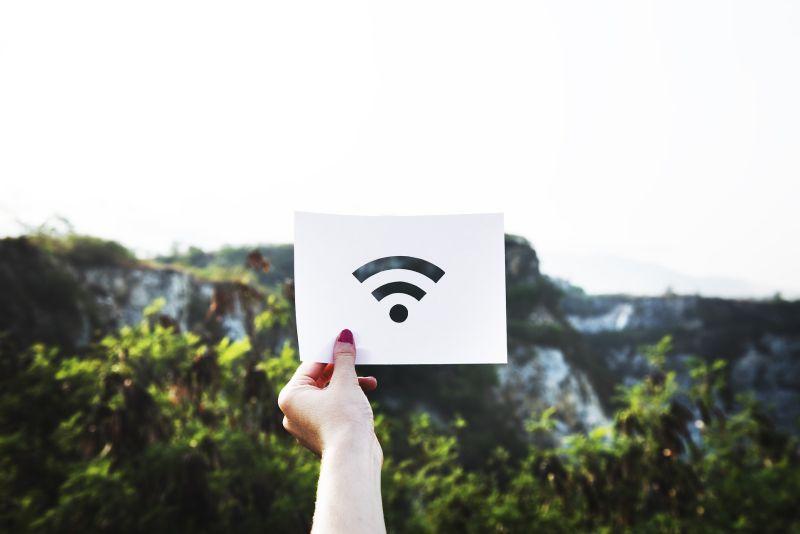No Wifi outdoors