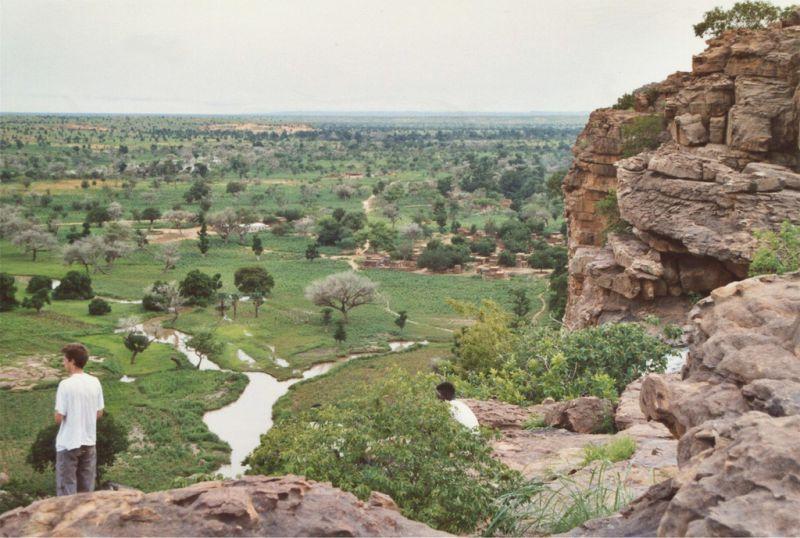 Pays Dragon, Mali, Africa
