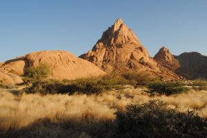 Spitzkoppe rock formation
