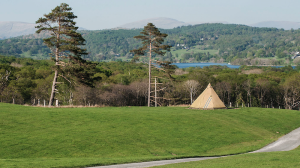 Tentipi in the Lake District